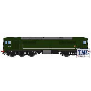 905507 Rapido Trains N Gauge Class 28 D5700 Plain BR Green - DCC SOUND
