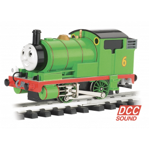 91422 Large Scale Percy the Small Engine (with Moving Eyes & DCC Sound)