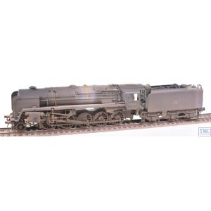 Bachmann OO Gauge Class 9F 92169 BR Black L/Crest Coal Crew Renumbered & Deluxe Weathered by TMC (32-853)(Pre-owned)