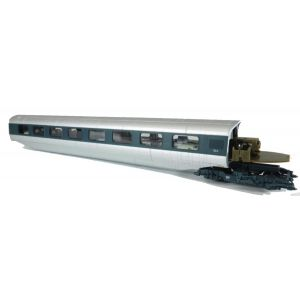 924002 Rapido Trains OO Gauge APT-E Trailer Car
