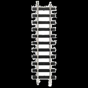 94511 Bachmann G Scale 1' Straight Steel Alloy Track (4/Box)