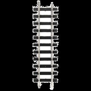 94611 Bachmann G Scale 1' Straight Steel Alloy Track (50/Carton)