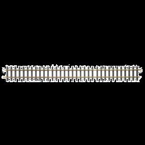 94652 Bachmann G Scale 3' Straight (12 Pcs/Box)