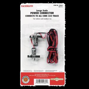 94662 Bachmann G Scale Power Connector