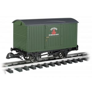 98016 Large Scale Thomas & Friends Planked Van 'Sodor Fruit & Vegetable Co.'