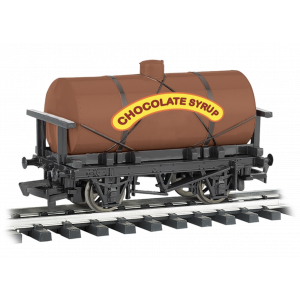 98024 Large Scale Thomas & Friends Chocolate Syrup Tanker