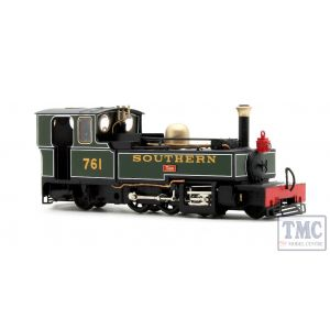 9952 Heljan OO9 Narrow Gauge Lynton & Barnstaple 2-6-2T 761 'Taw' SR Green