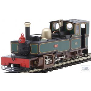 9956 Heljan OO9 Narrow Gauge Lynton & Barnstaple 2-6-2T 1363 'Taw' L&B Dark Green