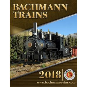 99818 Bachmann & Williams Catalogue 2018 (Small)