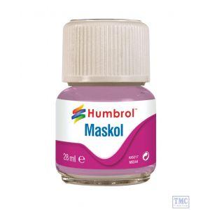 AC5217 Humbrol Maskol 28ml Bottle