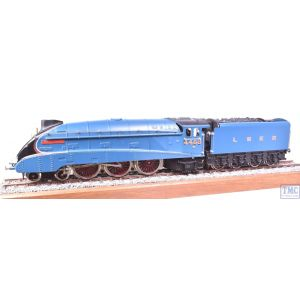 Ace Trains O Gauge Class A4 4-6-2 MALLARD 4468 LNER Garter Blue with Valances