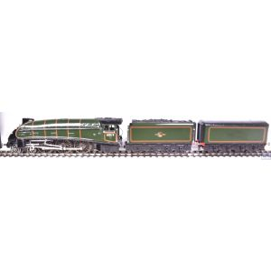 Ace Trains O Gauge Class A4 4-6-2 BITTERN 60019 BR Lined Green with Second Tender (Commissioned by Modelfair)