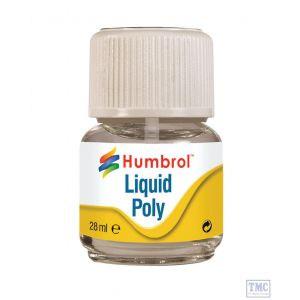 AE2500 Humbrol 28ml Liquid Poly (Bottle)