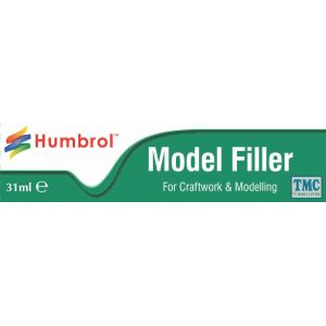 AE3016 Humbrol 31ml Model Filler (Tube)