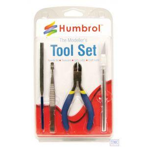 AG9150 Humbrol Kit Modeller's Tool Set