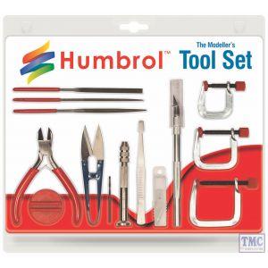 AG9159 Humbrol Medium Tool Set