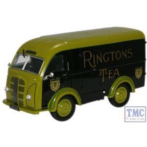 AK011 Oxford Diecast 1:43 Scale Austin K8 Van Ringtons Tea Austin K8 Van