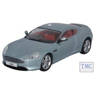 AMDB9001 Oxford Diecast 1:43 Scale Aston Martin DB9 Coupe Aston Martin DB9
