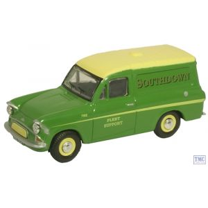 ANG032 Oxford Diecast 1:43 Scale Southdown Anglia Commercials