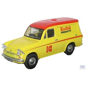 ANG035 Oxford Diecast 1:43 Scale Kodak Anglia Commercials