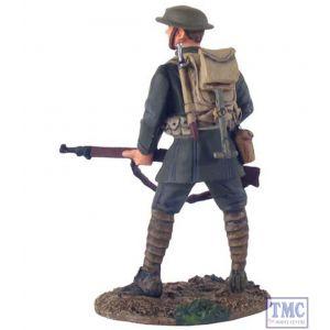 B10024 W.Britain U.S. Marine World War I 1918 Museum Collection