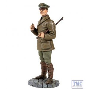 B10045 W.Britain Colonel Douglas MacArthur WW1 Rainbow Division 1917 Museum Collection