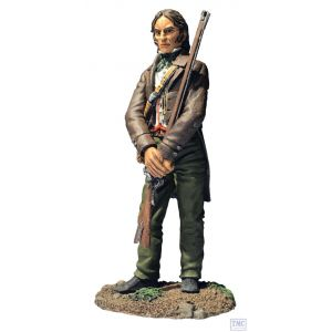 B10063 W.Britain David Crockett at The Alamo 1836 Museum Collection