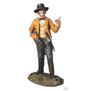B10065 W.Britain James Bowie at The Alamo 1836 Museum Collection