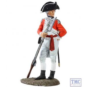 B13000 W.Britain British Marine Officer 1780 Jack Tars & Leathernecks Collection