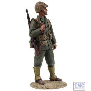 B13018 W.Britain U.S. Marine Rifleman WWII 1943-45 Jack Tars & Leathernecks Collection
