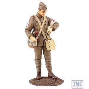 B13022 W.Britain U.S.N. Corpsman 1917-18 1 Jack Tars & Leathernecks Collection