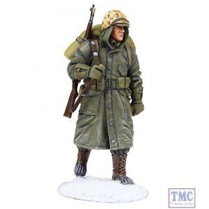 B13025 W.Britain U.S. Marine Rifleman Korea 1950-51 1 Jack Tars & Leathernecks Collection