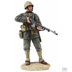 B13027 W.Britain U.S. Marine with BAR 1943-1945 No.1 - Jack ars & Leathernecks