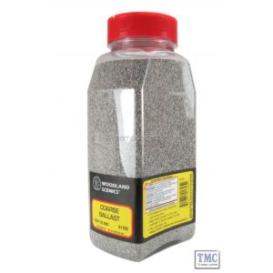 B1395 Woodland Scenics Grey Blend Coarse Ballast