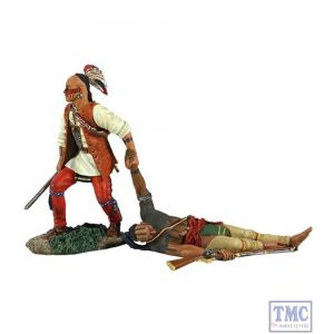 B16013 W.Britain No One Left Behind 2 Piece Set Clash of Empires Collection