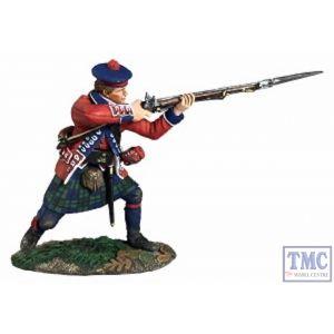 B16047 W.Britain British 42nd Royal Highland Regiment Standing Firing No.1 - Clash of Empires