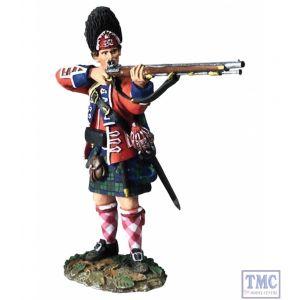 B16050 W.Britain 42nd Royal Highland Regiment Grenadier Standing Firing No.1 - Clash of Empires