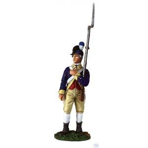 B16053 W.Britain Washington's Bodyguard at Support Arms Clash of Empires