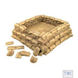 B20073 W.Britain Rorke's Drift Redoubt Section 6 Piece Set Zulu War Collection Matte