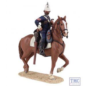B20169 W.Britain Natal Carbineer Sergeant Mounted .1 Zulu War Collection Matte