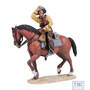 B20175 W.Britain Mounted Frontier Light Horse 2 Piece Set Zulu War Collection Matte
