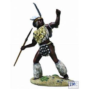 B20178 W.Britain Zulu uThulwana Regiment Throwing Spear - Zulu War