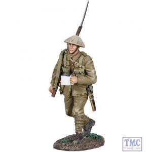 B23051 W.Britain 1916 British Infantry With a Cup of Tea World War I Collection