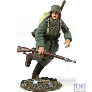 B23058 W.Britain 1916-18 German Infantry Pioneer Running World War I Collection