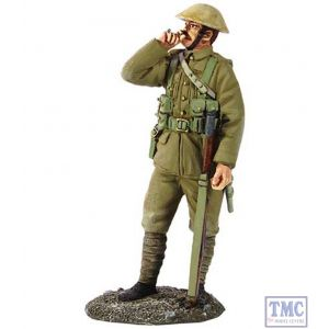 B23071 W.Britain 1916-17 British Infantry Standing Smoking World War I Collection