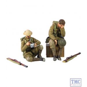 B23072 W.Britain Life in the Trenches 5 Piece Set World War I Collection