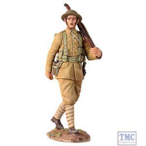 B23077 W.Britain 1916-17 British Infantry Marching 1 World War I Collection