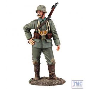 B23094 W.Britain 1916-18 German Infantry Standing 1 World War I Collection