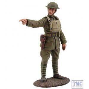 B23103 W.Britain U.S. Military Policeman 1 1917-18 World War I Collection