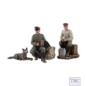 B23106 W.Britain Music to Peel By 4 Piece Ltd. Ed. 400 World War I Collection
